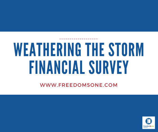 Weathering the Storm Financial Survey- fb (1)